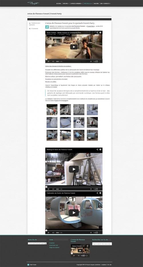 Site de Pascal Jacquet